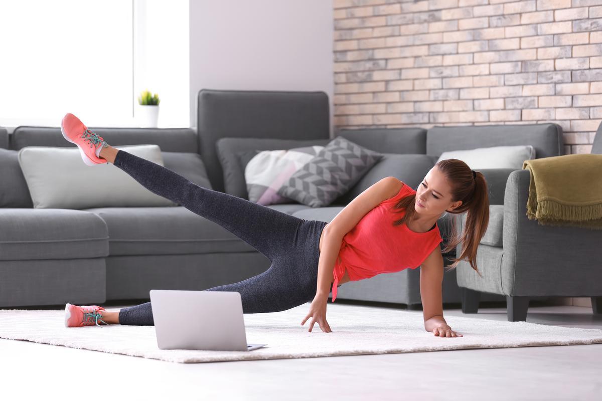 Technogym's Mywellness Cloud platform will offer daily workout challenges / ©Shutterstock