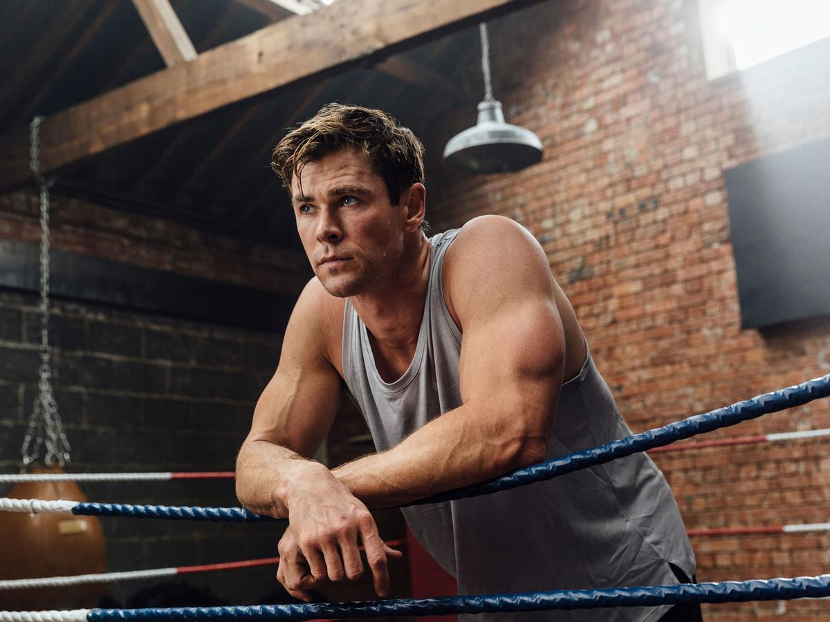 The Australian actor is one of the highest-paid actors in the world / CentrFit