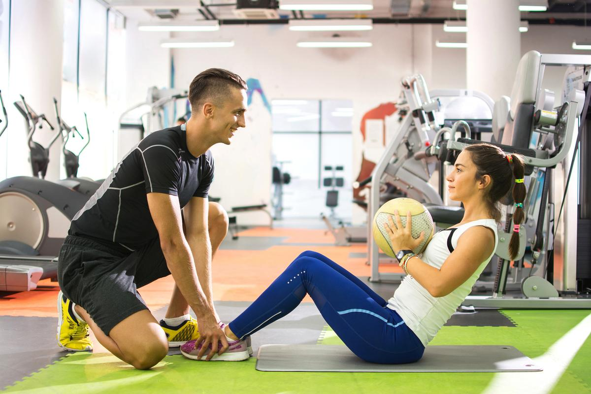 There is an estimated 60,000 self-employed people working in the sport and physical activity sector / Shutterstock