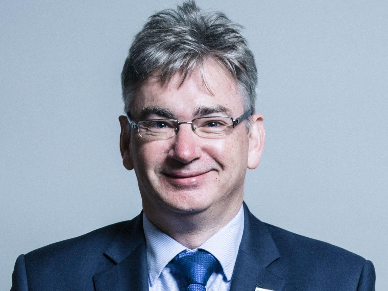 Committee chair Julian Knight (pictured) has urged the UK government to take immediate action to safeguard charities