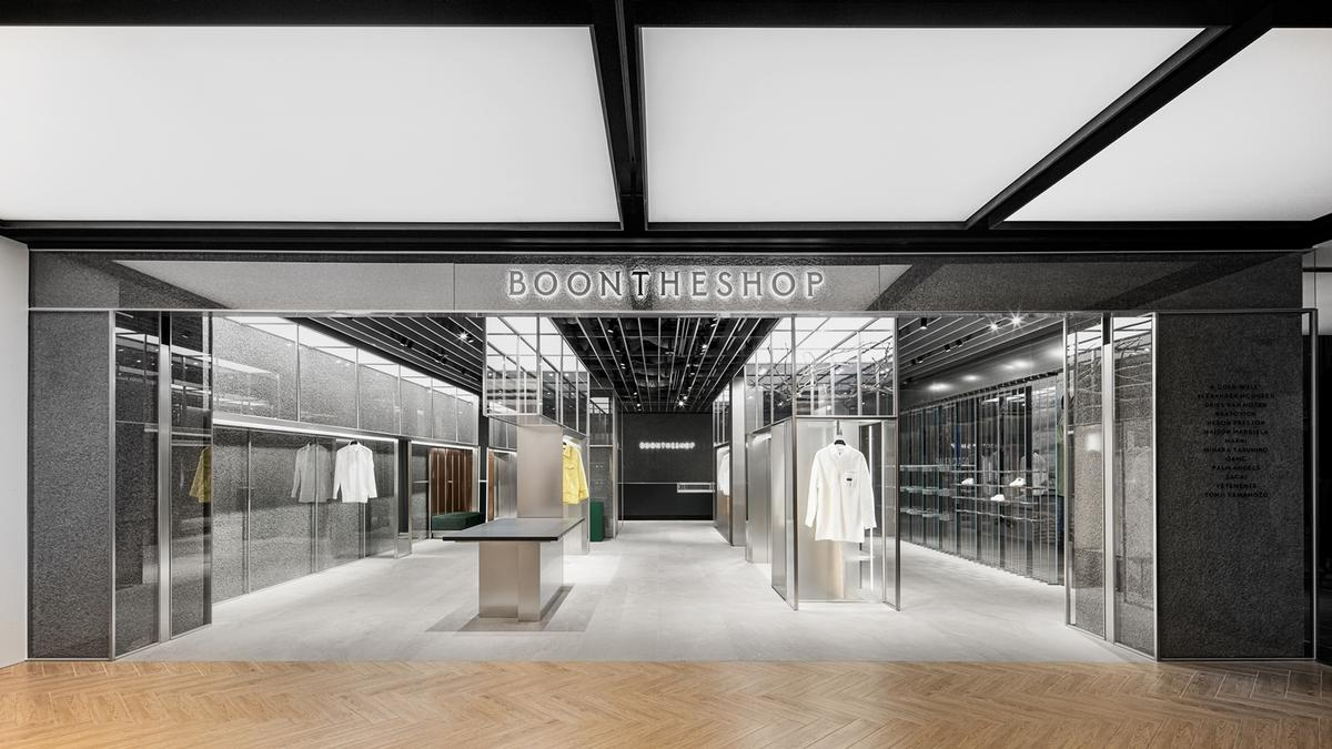 Boon the Shop is situated in Centum City's Shinsegae department store