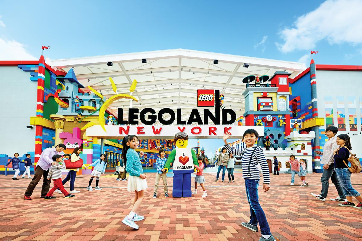 Merlin postpones opening of Legoland New York to 2021