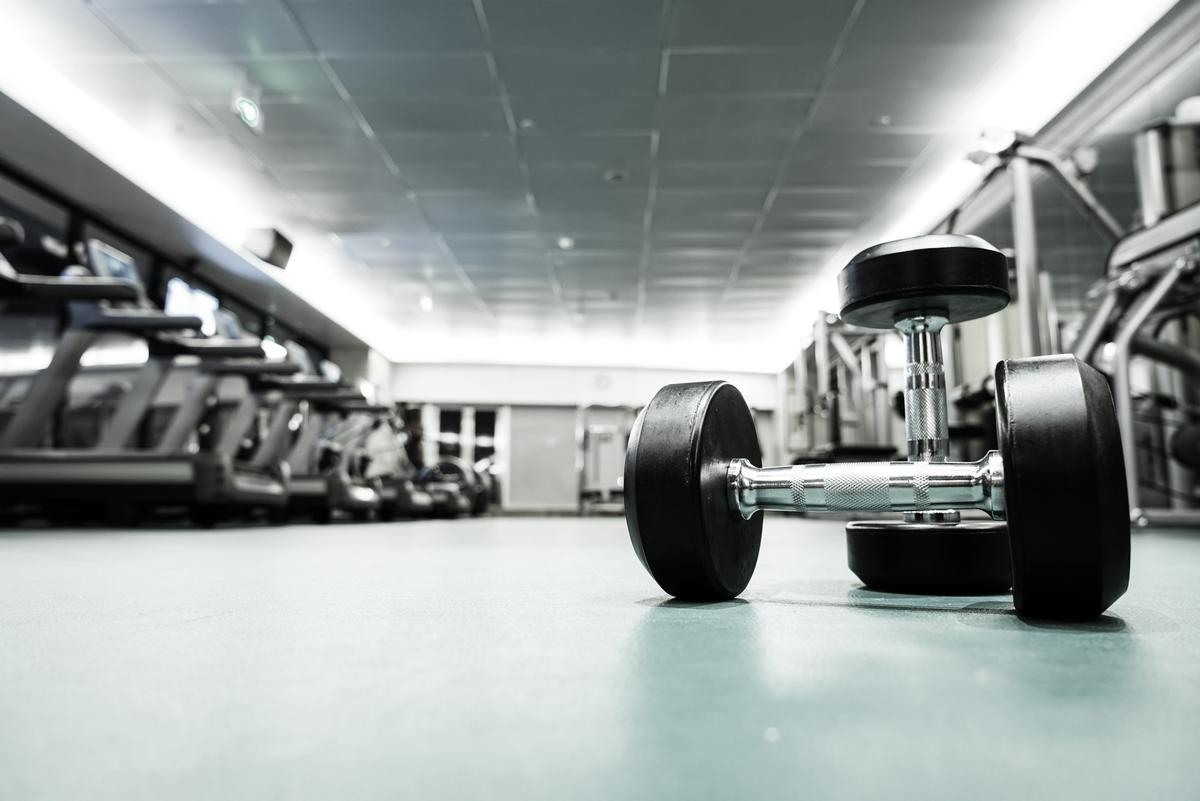Leisure and fitness facilities were forced to close in March –and are now facing increasing financial pressures / Shutterstock