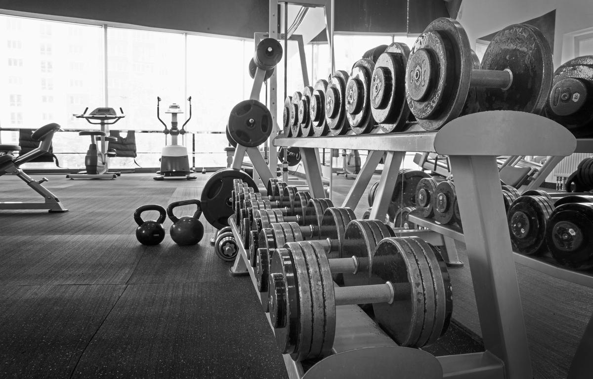 Gyms were forced to close on 20 March and are now facing weeks - if not months - of reduced income / Shutterstock