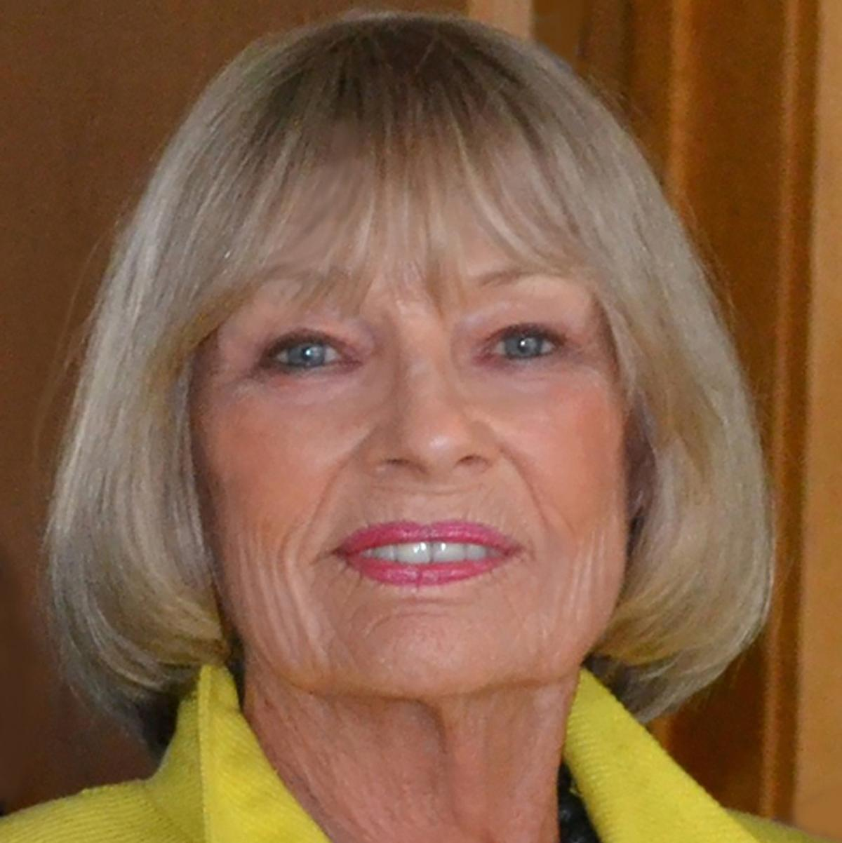 Stricker was honoured with multiple industry awards throughout her career / The Marsh