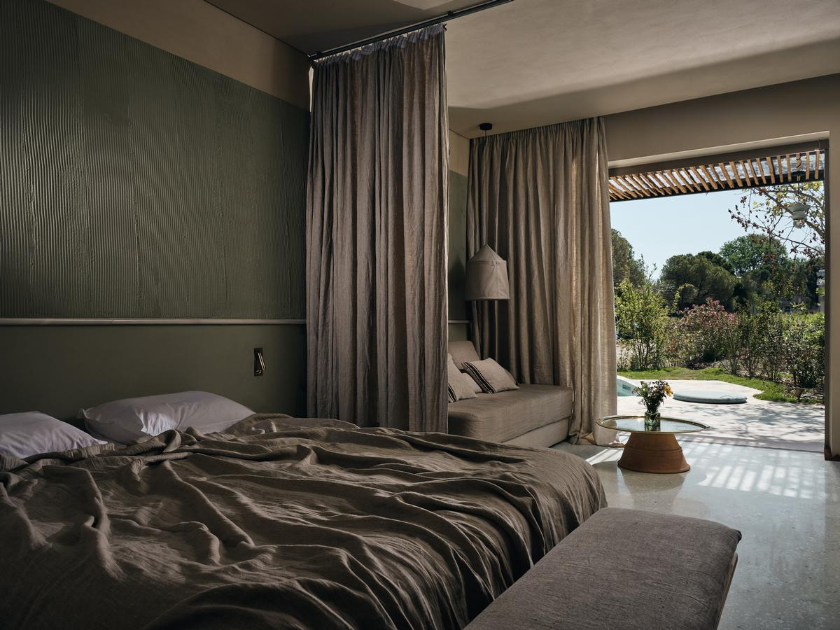The team created ten brand new suites and renovated five existing rooms