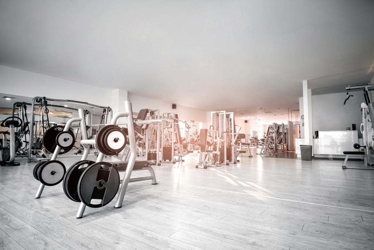 A number of gym operators struggling with rent payments had come under threat of legal action / Shutterstock