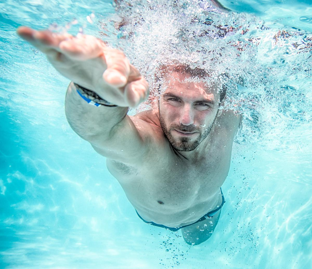 Local authorities are responsible for around a third of the UK's swimming pools / Shutterstock/Francesco Faconti