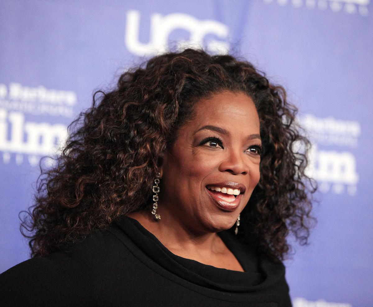 The four-part series is inspired by Winfrey's recent national arena tour