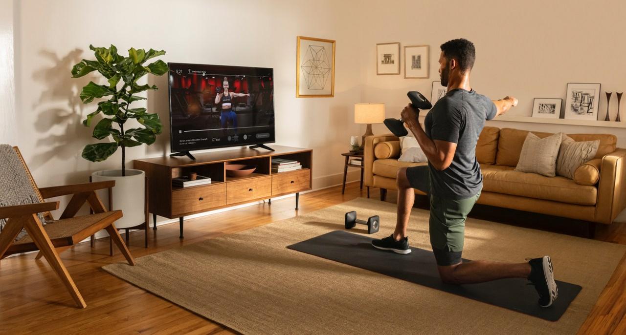 Peloton's TV ad campaign is promoting kit-free Digital Membership / Peloton