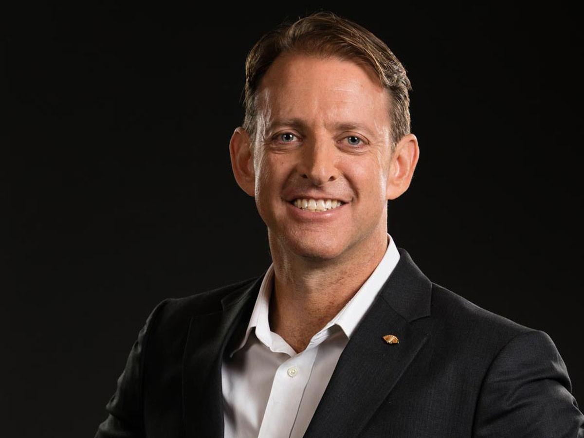 Jeremy McCarthy is group director of spa and wellness for Mandarin Oriental Hotel Group