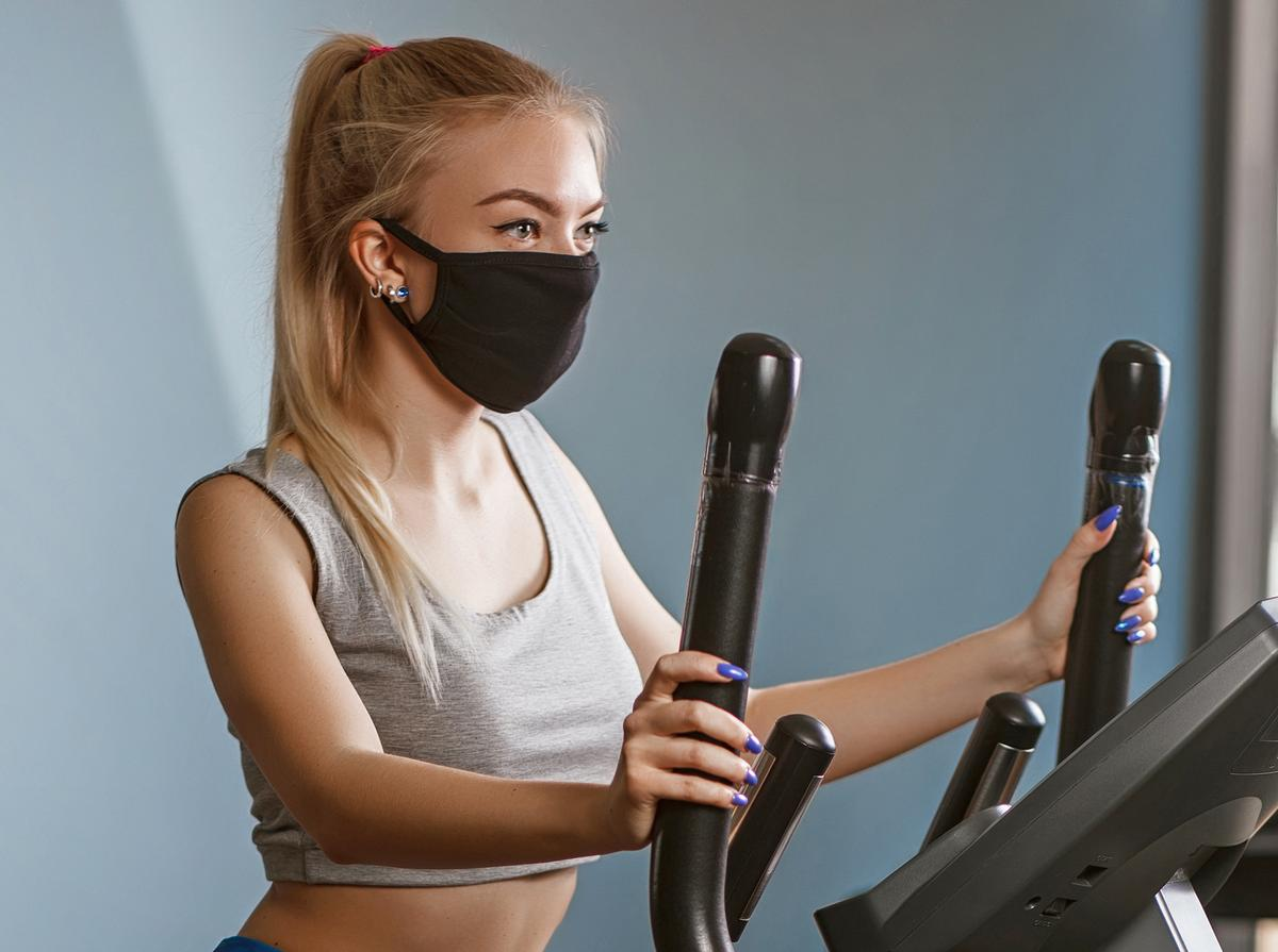 Tractiv8 provides gym members with a way to inform their facility should they contract coronavirus / Shutterstock/Maxim Gutsal