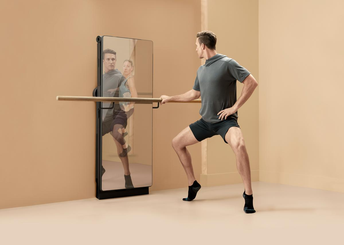 Original programming includes strength training, barre, boxing, meditation, cardio, core, pilates, dance, and more