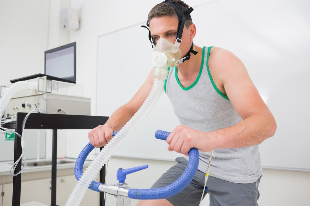 The study demonstrated that a single, intense, 10-minute bicycle ride results in a significant increase in the activity of Ubiquitin / Shutterstock/wavebreakmedia