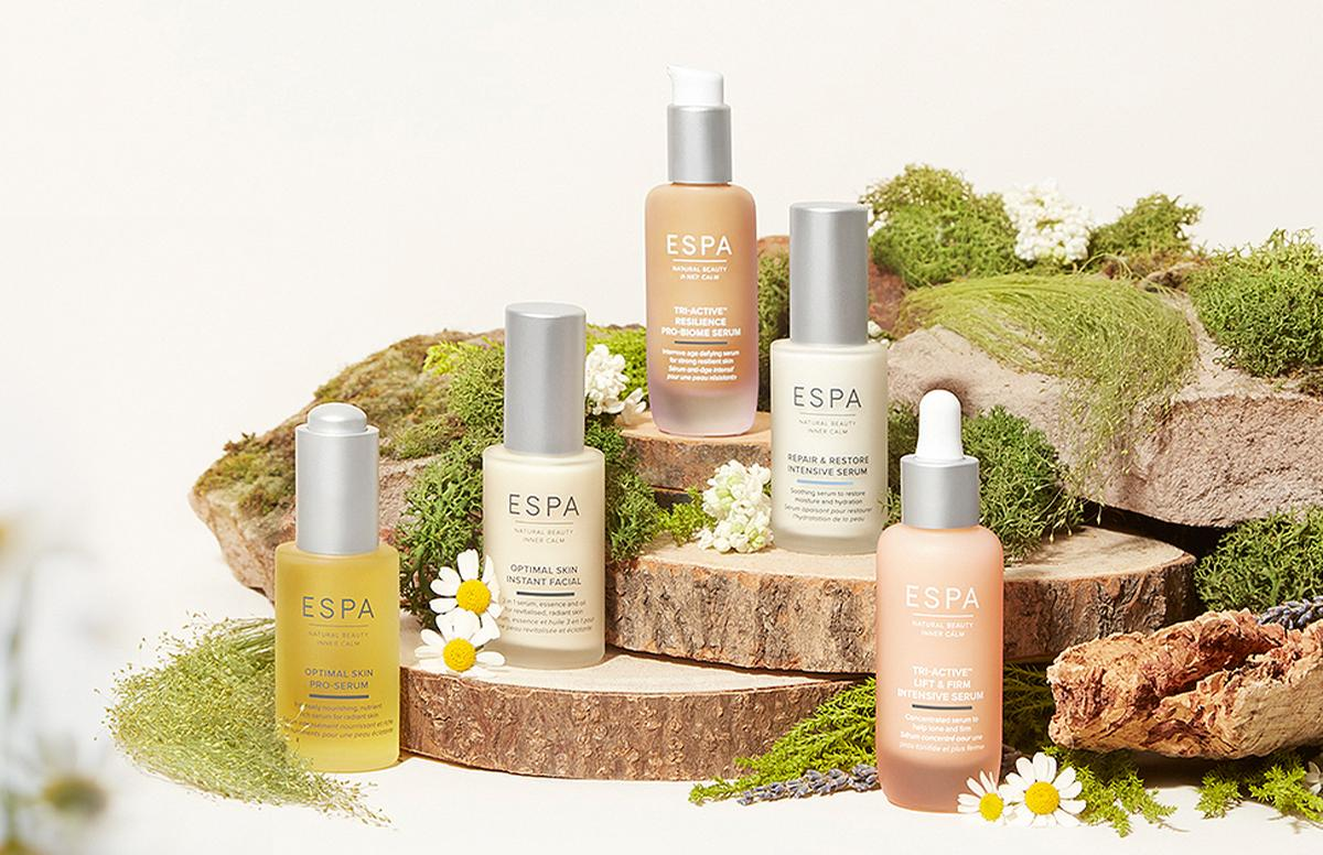Espa has announced the launch of three new ranges: Tri-Active Resilience, Tri-Active Regenerating and Tri-Active Lift and Firm