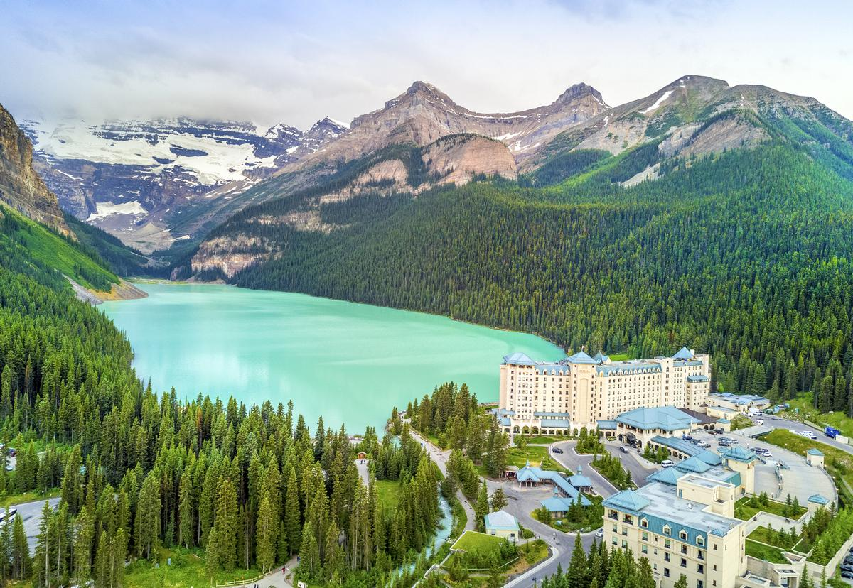 Fairmont Reopens Flagship Chateau Lake Louise Spa In Canada Spaopportunities Com News