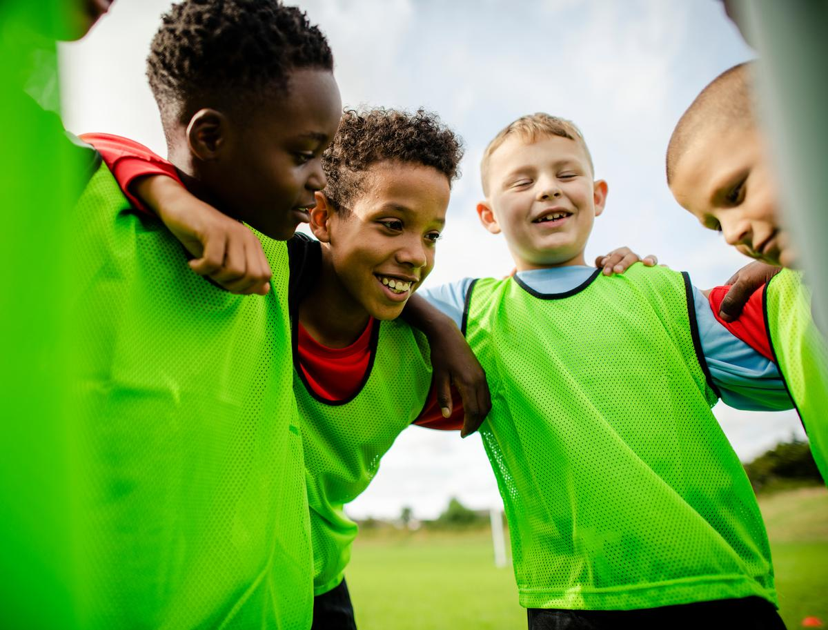 Research from 2018 shows that 40 per cent of black and minority ethnic participants have endured a negative experience in sport or physical activity settings – more than double that of white participants / Shutterstock.com/Rawpixel.com