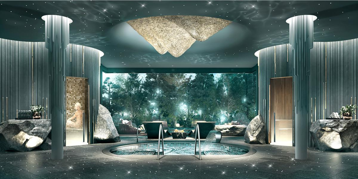 The project is scheduled to be completed in October 2020 / Banyan Tree