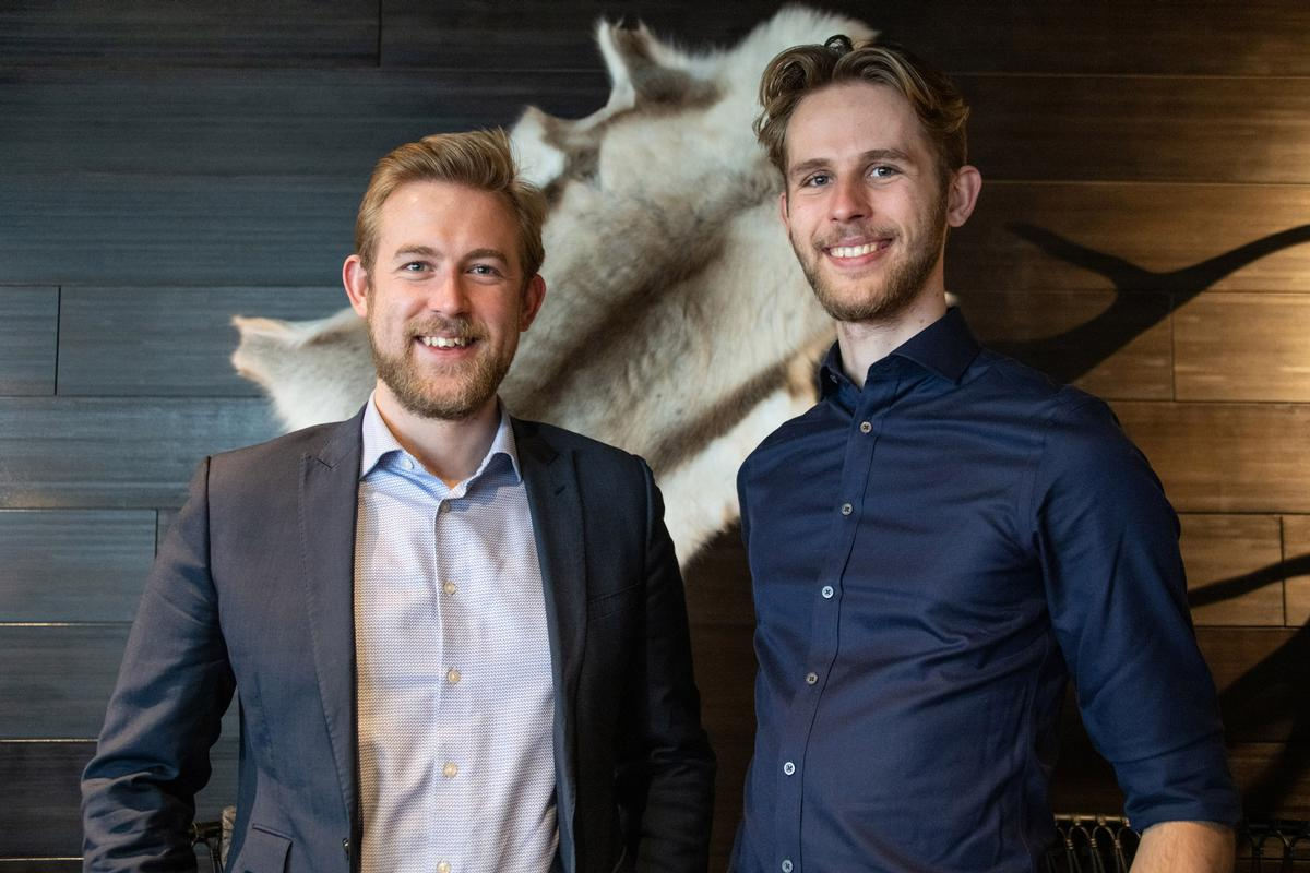 Finnmark is a family-run company, helmed by brothers Jake and Max Newport / Finnmark Sauna