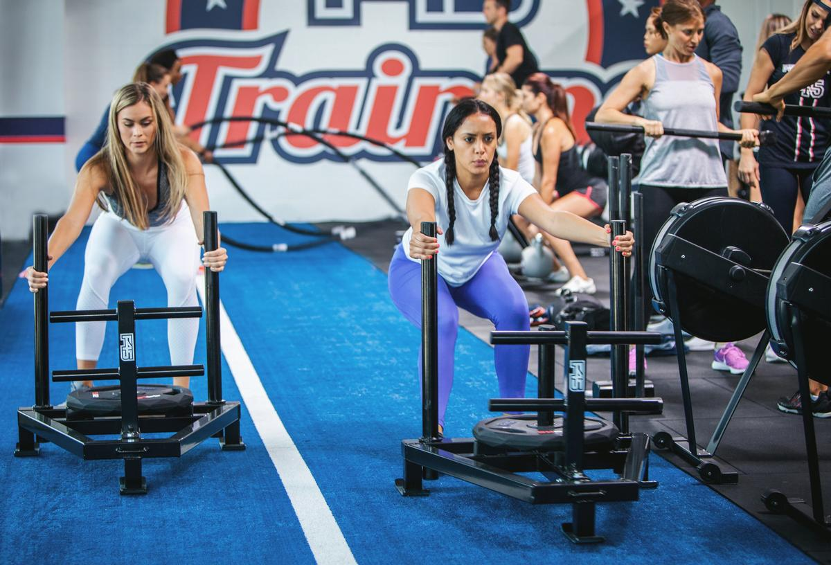 Since its launch in 2013, F45 has rapidly scaled its global footprint to more than 1,900 franchises sold in more than 50 countries / F45