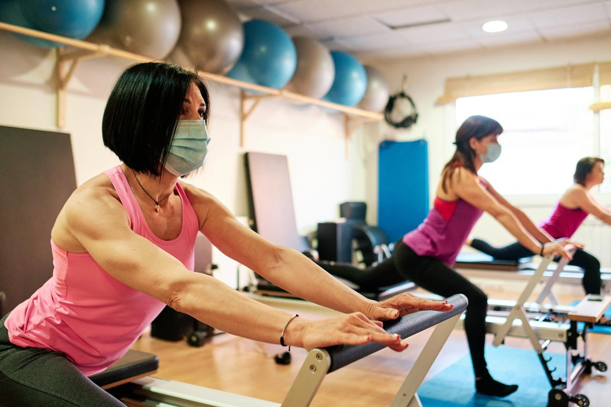 While gyms can open on 10 July, leisure centres and indoor sports courts, however, won't be allowed to reopen until 7 August / Shutterstock.com/alvarog1970