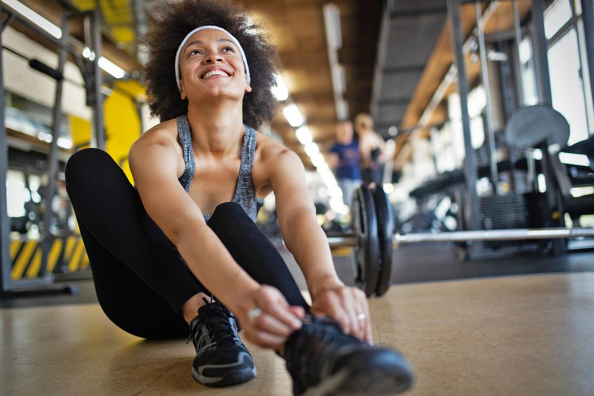Almost a quarter of gym-goers, aged between 25 and 34, said they'll be at the gym on reopening day / Shutterstock/NDAB Creativity