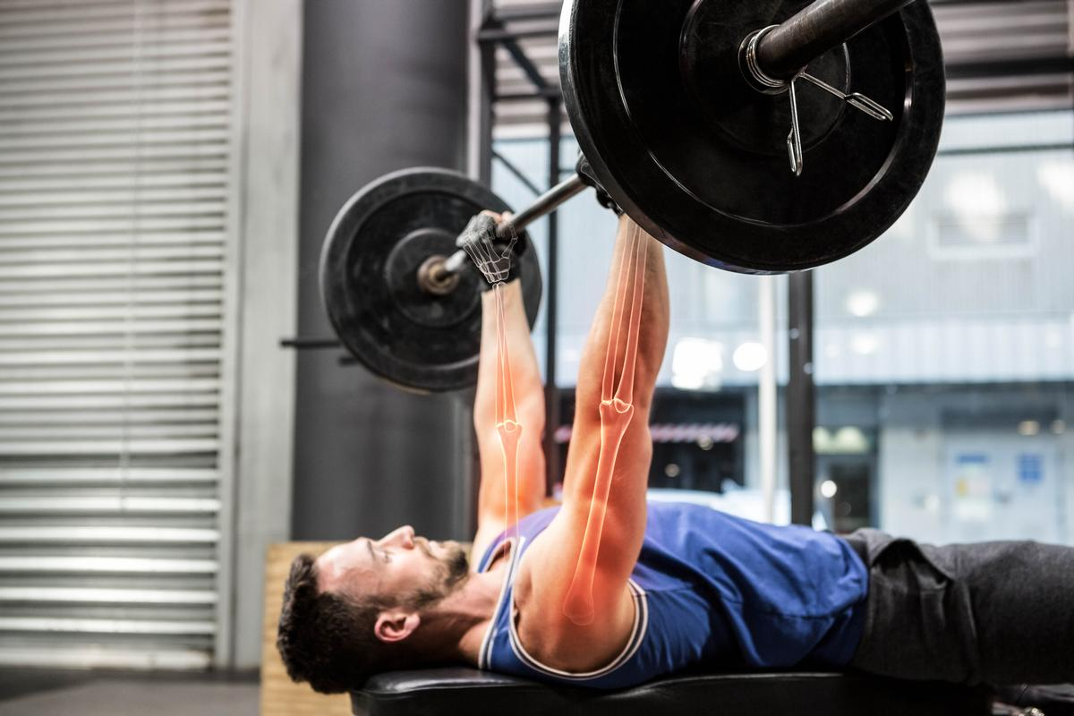 Exercise stimulates the secretion of Osteocalcin which builds muscle mass and improves memory / Shutterstock/wavebreakmedia