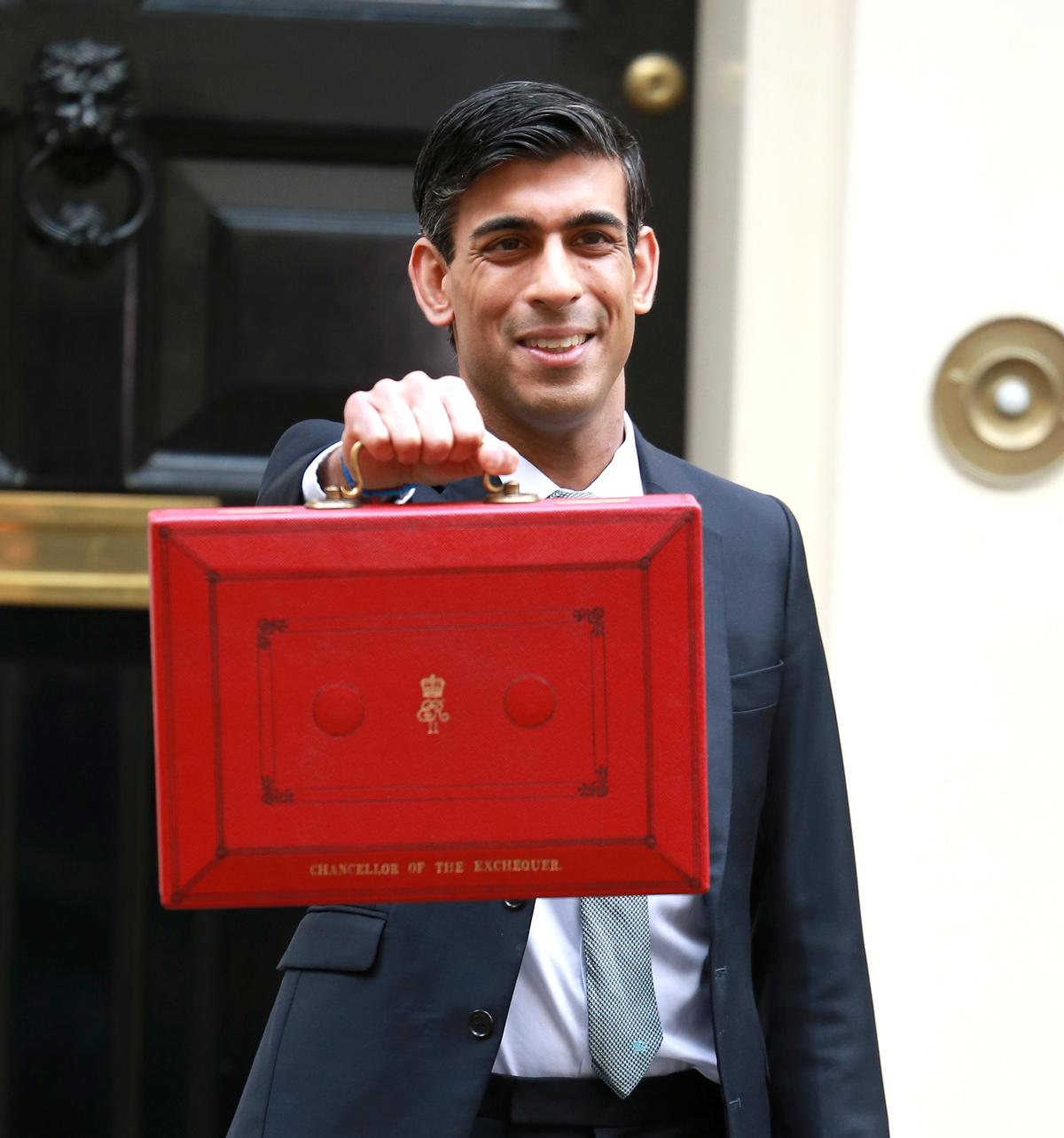 Chancellor Rishi Sunak revealed his 'mini-budget' at the House of Commons today / Shutterstock.com/Cubankite