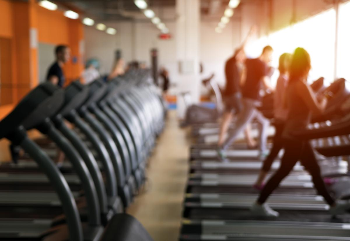 The programme consists of 90-minute sessions, which include activities such as treadmills, indoor cycling, boxing and pilates / Shutterstock.com/Paul Biryukov
