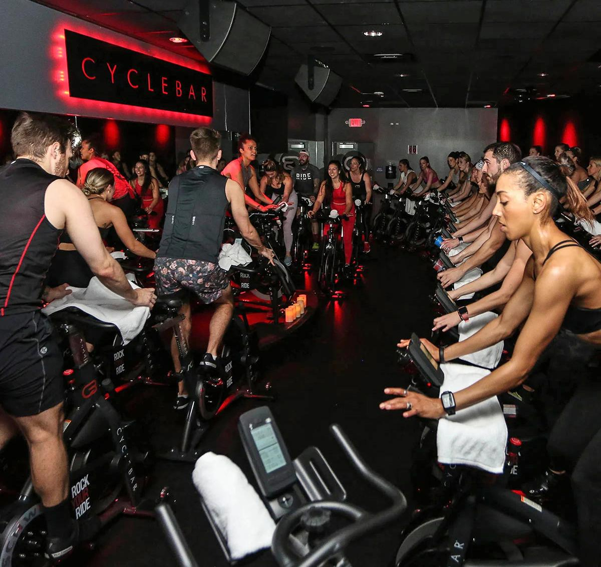 The first Australian CycleBar studio is expected to open in Currambine, Western Australia in September / Xponential Fitness/CycleBar