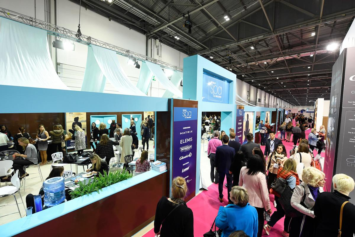 The event is part of the group's wider Professional Beauty London exhibition, which also features the World Spa and Wellness Awards and Salon International / World Spa and Wellness Convention