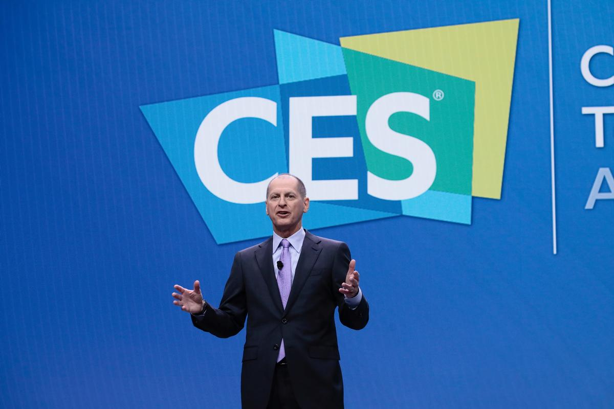 Gary Shapiro, president and CEO of the Consumer Technology Association, says it is not possible to safely convene in Las Vegas for CES 2021 / CTA