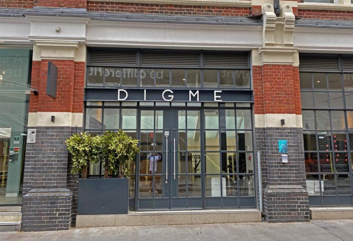 The Covent Garden studio has ben rebranded and will be the first of the two sites to open on 17 August / Digme