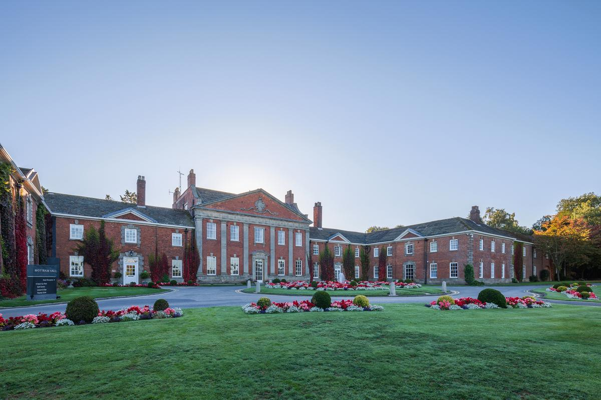 The spa update is part of the operators' total £15m (€16.6m, US$19.8m) investment into Mottram Hall / Mottram Hall