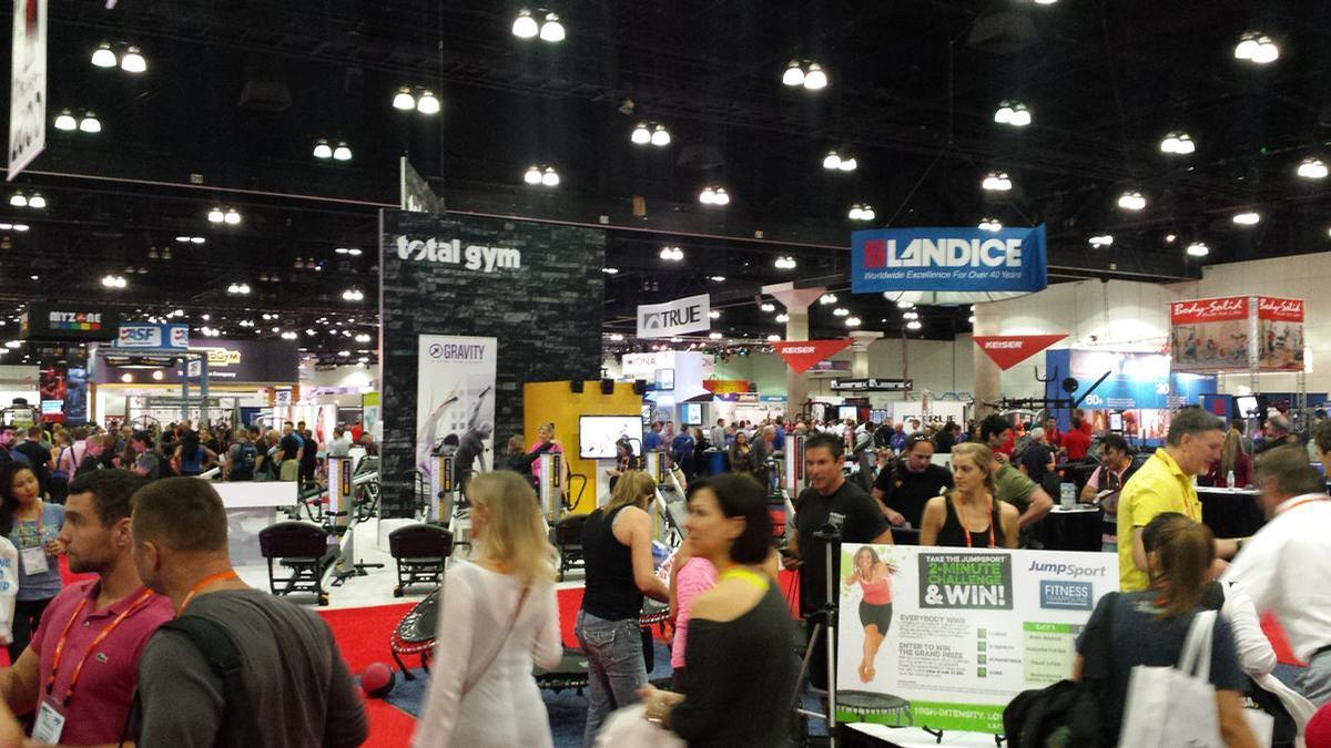 Exhibitors are still waiting for refunds on the 2020 event / IHRSA