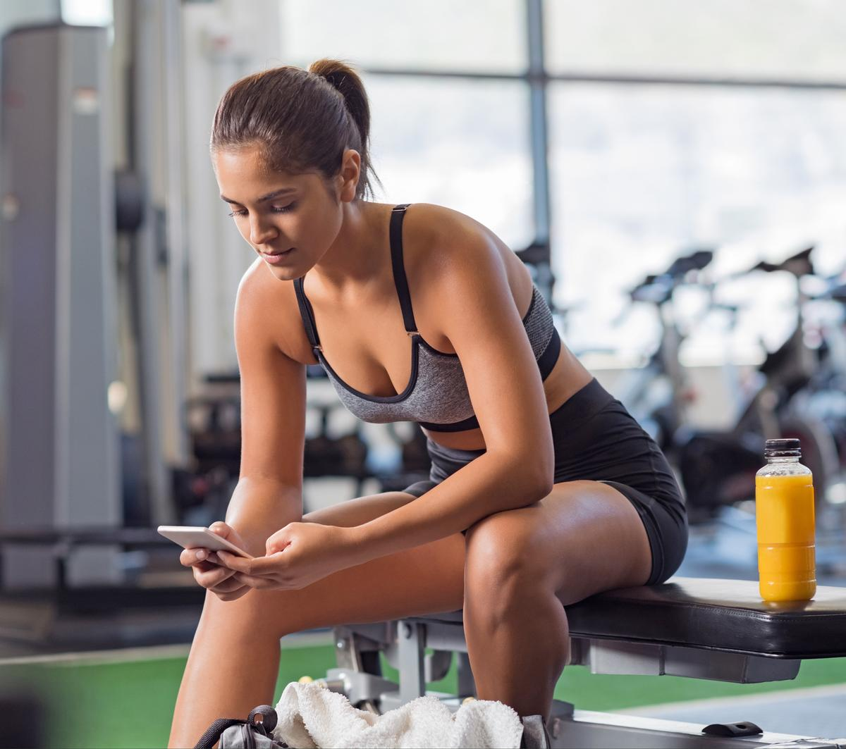 The social components of physical activity apps are particularly beneficial in promoting engagement in physical activity due to their capacity to facilitate social support / Shutterstock.com/Rido