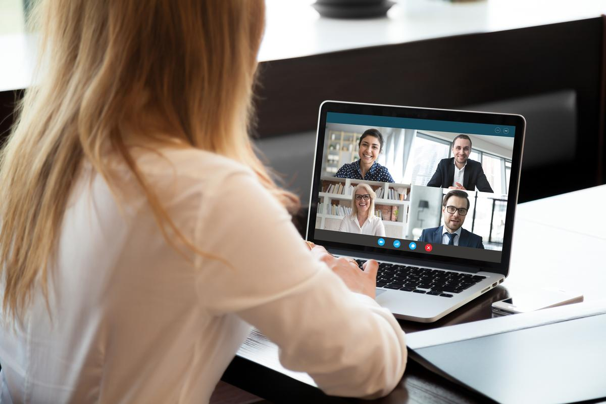 Since launching in North America, We Work Well Virtual has hosted over 350 pre-scheduled one-on-one meetings during its June and August events / Shutterstock:fizkes