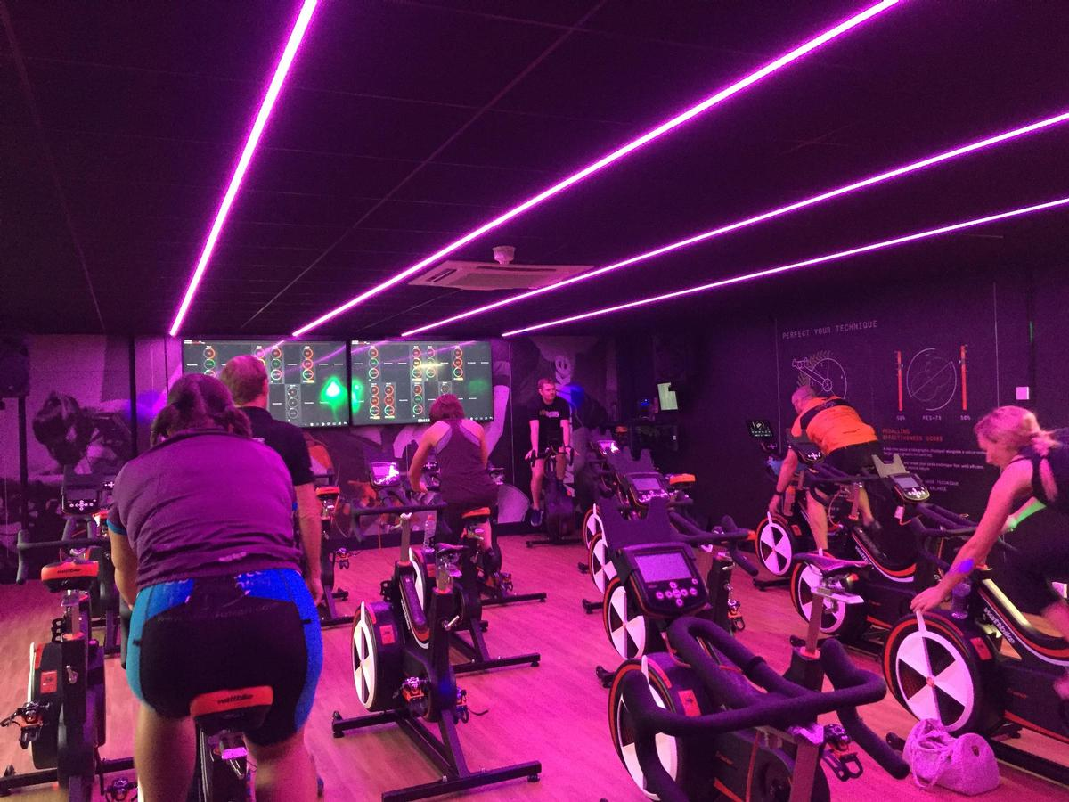 Although initially focusing on commercial sales to gyms and sports clubs, Wattbike's direct-to-consumer offering has seen rapid growth over the last few years / Wattbike