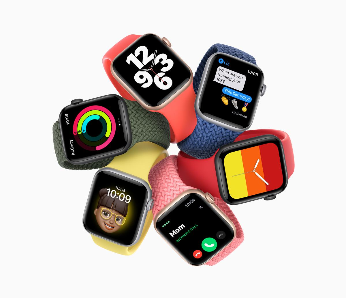 Apple Watch SE has all the essentials, at a cheaper price / Apple