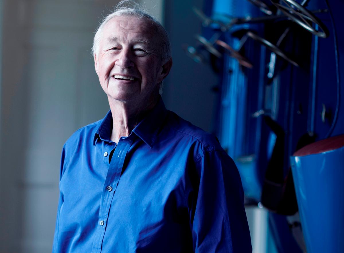 Terence Conran had a huge influence on the development of the post-war leisure industry / The Design Museum