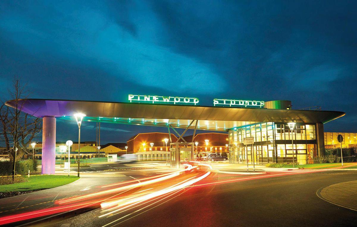 The development of the attraction will be at the heart of a planned £450m expansion of the studios / Pinewood Studios