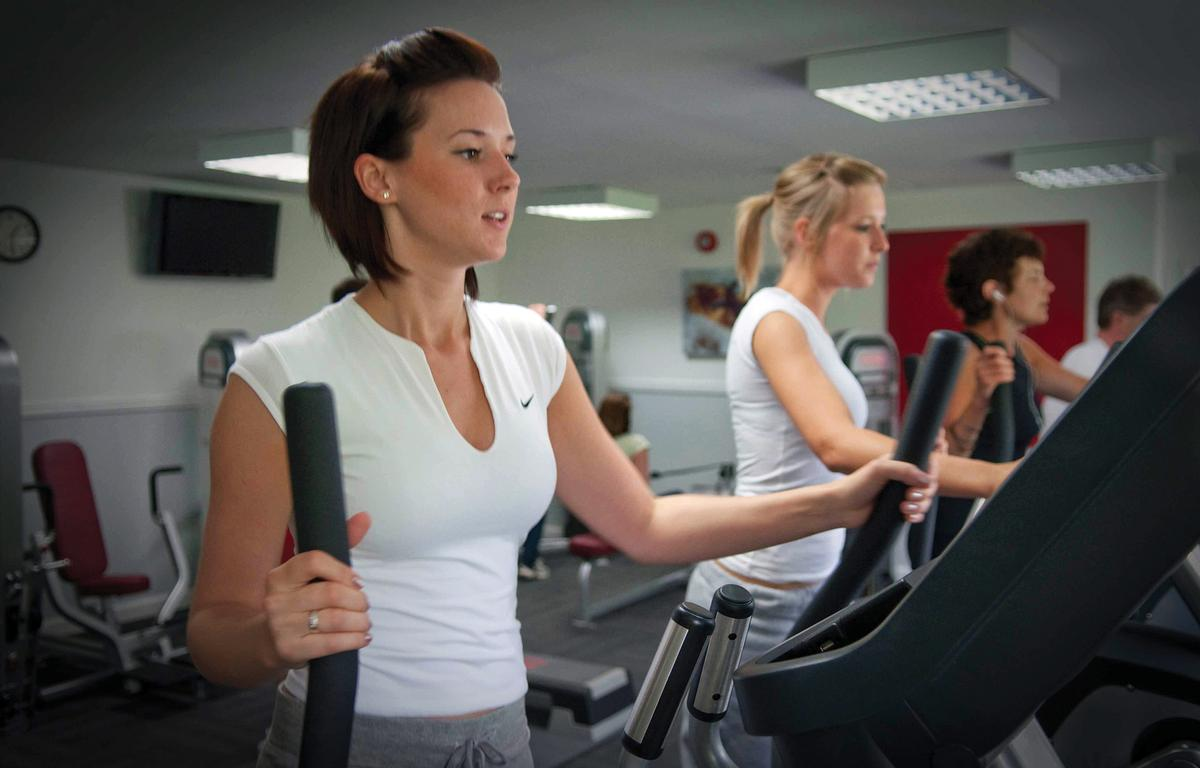 Low Wood Club Gym, English Lakes / Premier Software Solutions