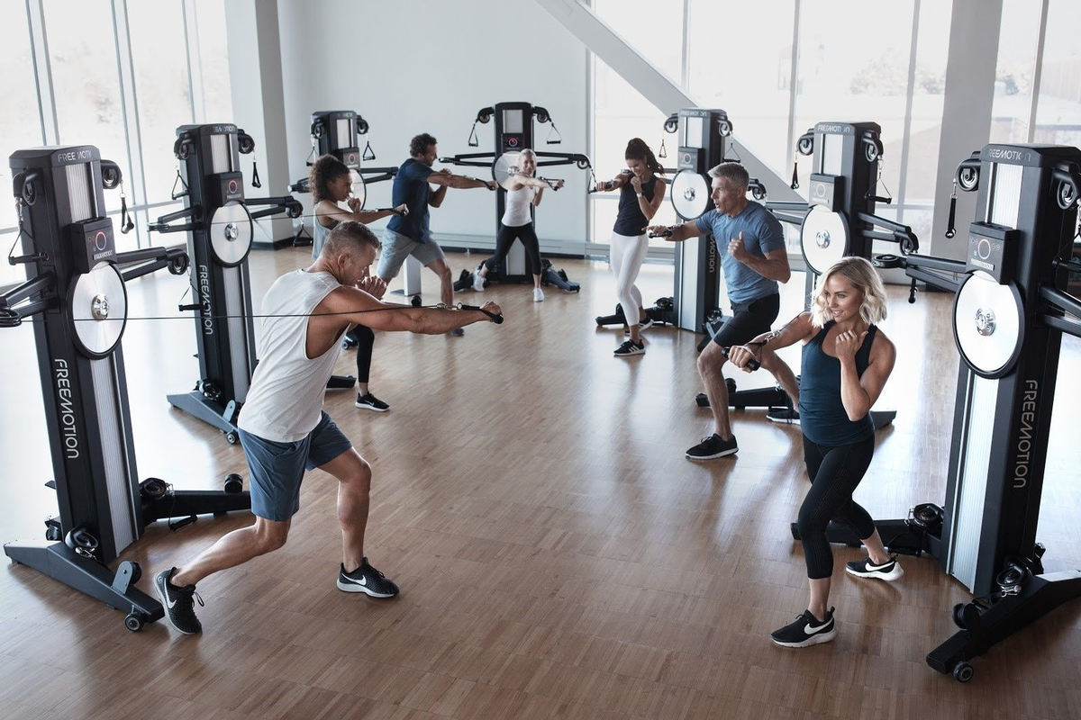 FUSION Team Training is a 'Covid-safe' small group training that fuses cardio and strength training