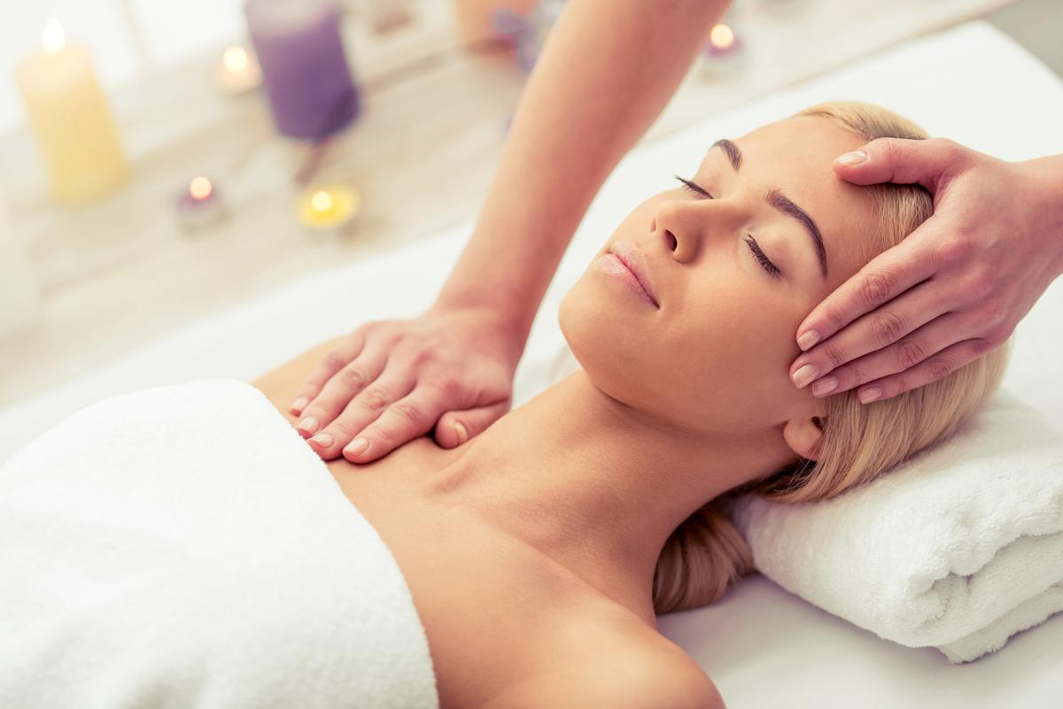 Massage therapy can be used to support people who've had cancer and has been proven to reduce anxiety and depression and improve sleep quality / Shutterstock: George Rudy