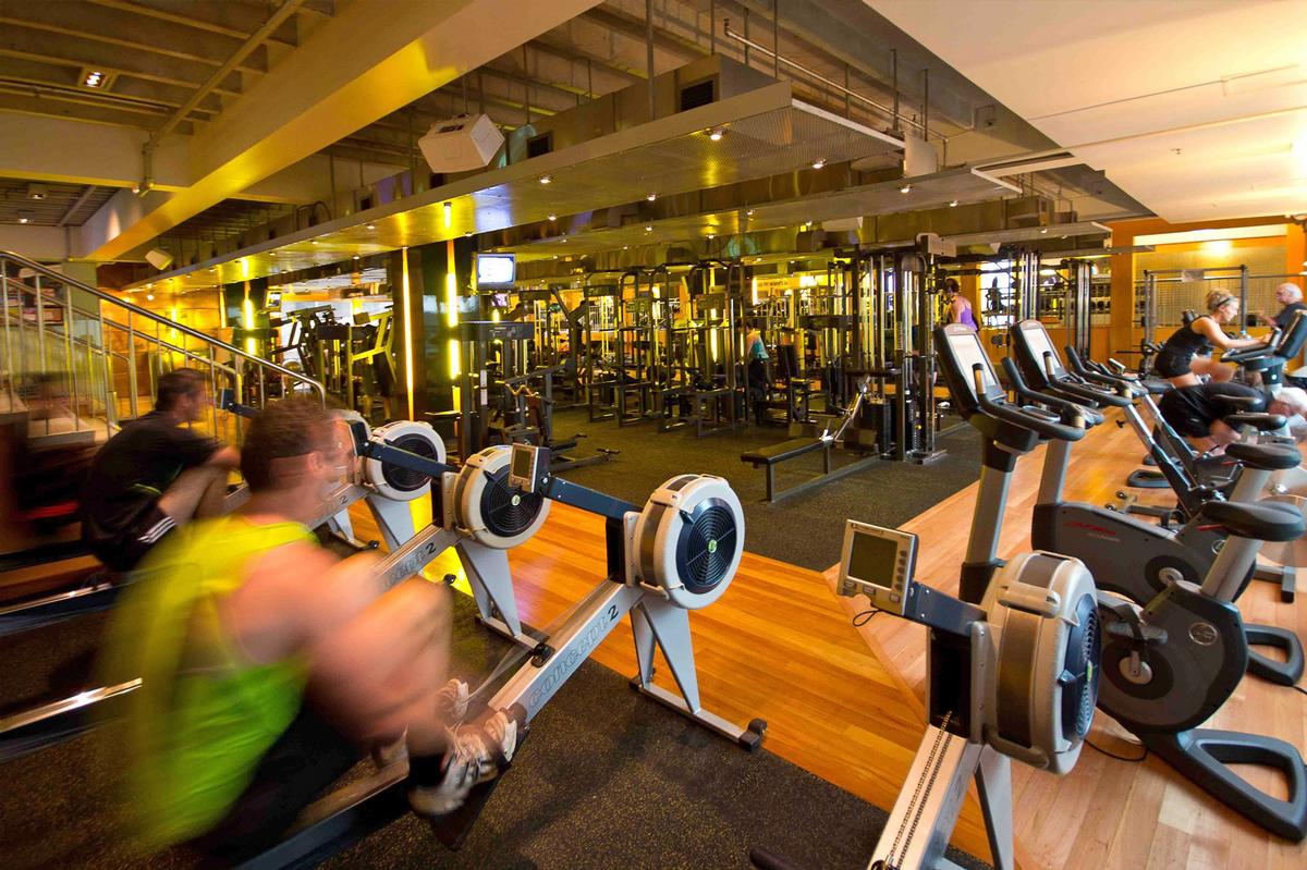 A COVID-19 positive member visited the Les Mills Takapuna club on two consecutive days - on 9 September and 10 September / Les Mills