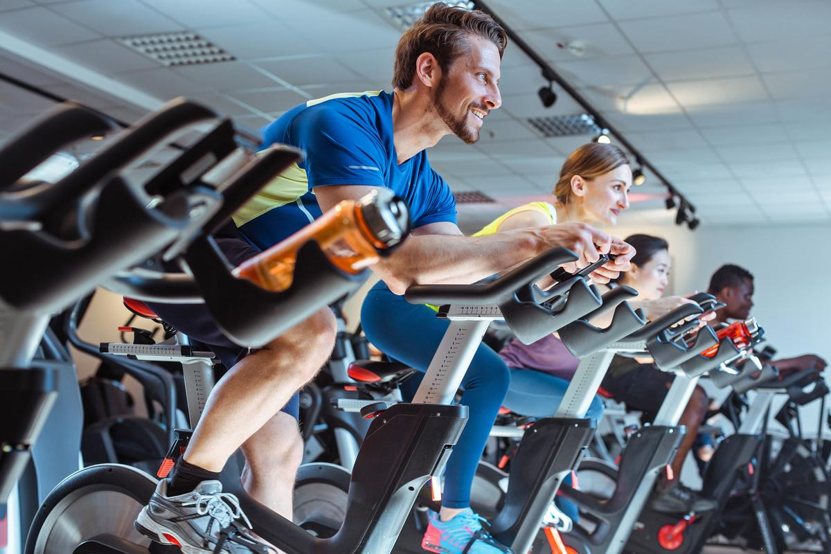 According to IHRSA, the US fitness sector has lost US$13.9bn worth of revenue since the beginning of the pandemic / Shutterstock.com/Kzenon