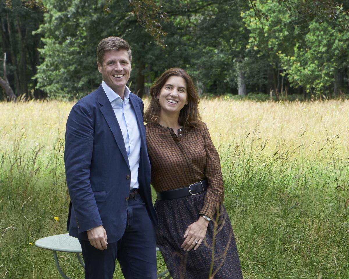 Alice and Jérôme Tourbier