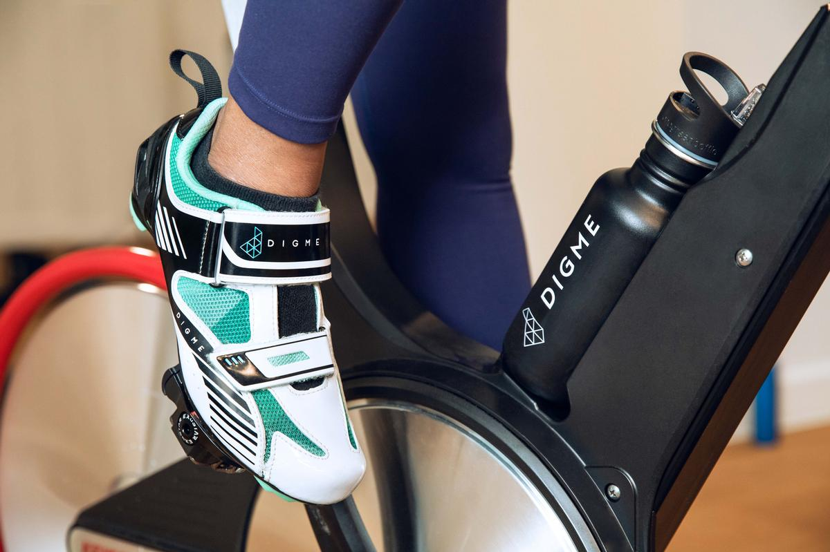 Digme will begin offering Keiser m3i lite indoor bikes for hire from £79 per month / Digme