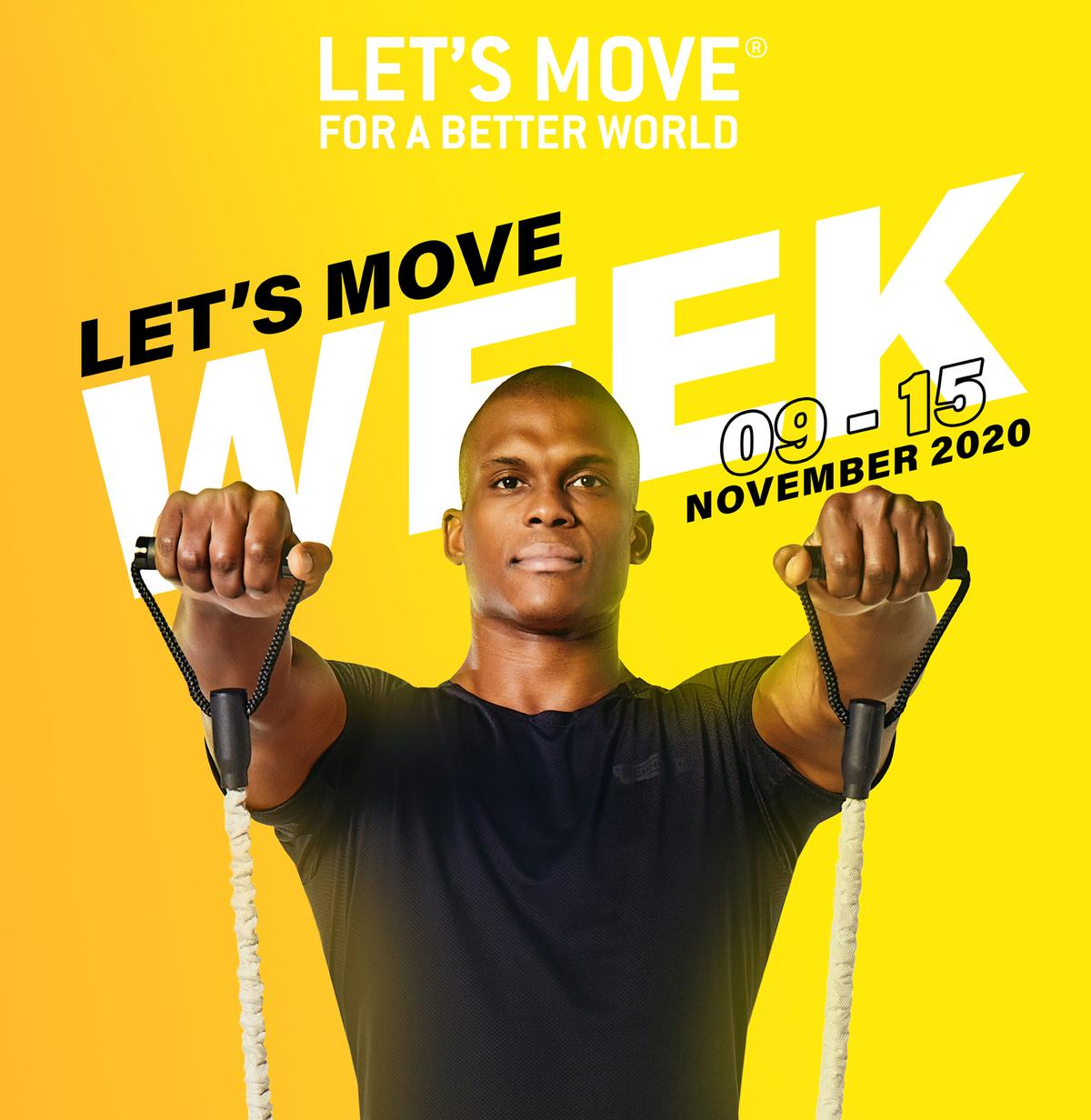 The worldwide campaign will feature both online and offline fitness events, challenges and activities  / Technogym