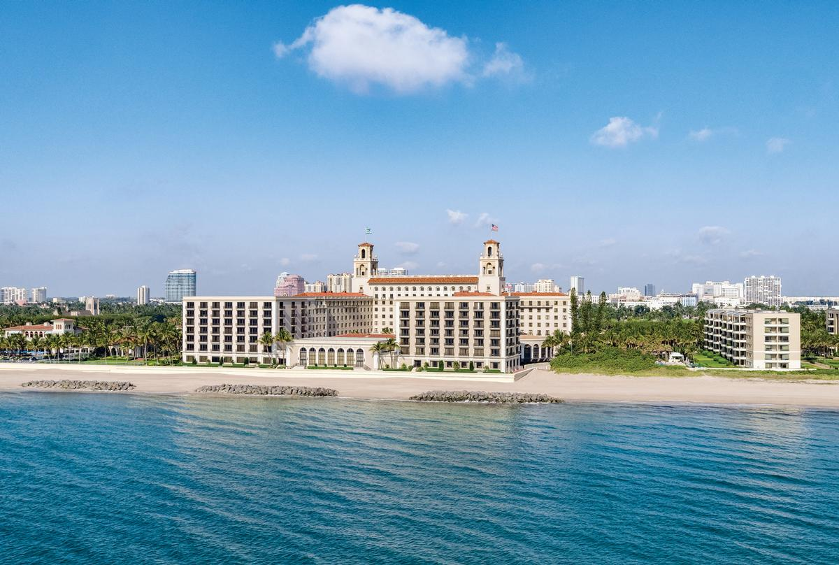 The Summit will be hosted at The Breakers Palm Beach, in Florida / GWS